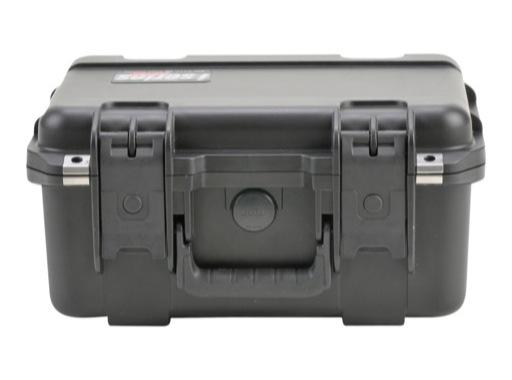 SKB • Valise étanche noire 343 x 241 x 165 (127+38) mm avec mousse