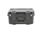 SKB • Valise étanche noire 343 x 241 x 165 (127+38) mm avec mousse-flight-cases
