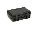 SKB • Valise étanche noire 432 x 292 x 152 (108+44) mm avec mousse-flight-cases