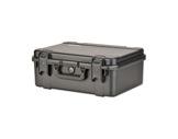 SKB • Valise étanche noire 470 x 330 x 178 (140+38) mm avec mousse-flight-cases