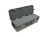 SKB • Valise étanche noire 1080 x 330 x 305 (254+51) mm avec mousse + roulettes-flight-cases