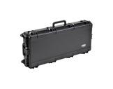 SKB • Valise étanche noire 1080 x 432 x 191 (140+51) mm avec mousse + roulettes-flight-cases