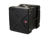 "SKB • Roto Shock Rack 19"" - 12U - profondeur de rail à rail 508 mm-flight-cases"