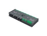 ESL • Driver ledstrip boitier métal DMX/RDM RGBW 32 x 3A-controleurs-led-strip