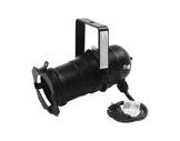 Projecteur PAR20 noir + porte filtre + câble + fiche moulée-eclairage-spectacle