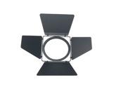 Volet 4 faces noir pour projecteur PAR64 L598CE/CH-accessoires