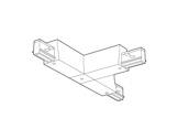 SLI • Coupleur blanc en T droit pour rail Lytespan 3 L3-eclairage-archi--museo-