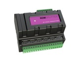 VISUAL PRODUCTIONS • DIN Rail DMX-512 / RDM Splitter (Terminal)-controle