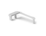 ESL • Embout droit de nez de marche pour gamme LED693-accessoires-de-profiles-led-strip