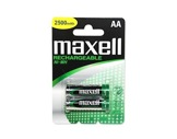 MAXELL • 2 Piles rechargeables blister HR 06 2500 mAh-consommables