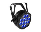 Projecteur à LEDs LUMIPAR12UQPRO5 12 x 8 W Full RGBW IP44 • PROLIGHTS TRIBE-pars