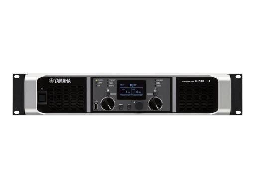 YAMAHA • Amplificateur avec processing, 2 x 500W / 4 Ohm