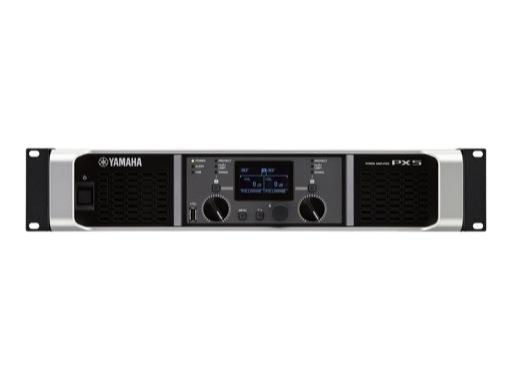 YAMAHA • Amplificateur avec processing, 2 x 800W / 4 Ohm