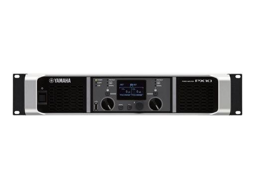 YAMAHA • Amplificateur avec processing, 2 x 1200W / 4 Ohm