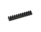 LEGRAND • Barette x12 dominos noir 12mm2