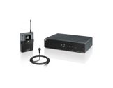 SENNHEISER • Ensemble complet XSW1 micro cravate ME2 omindirect A:548-572 MHz-audio