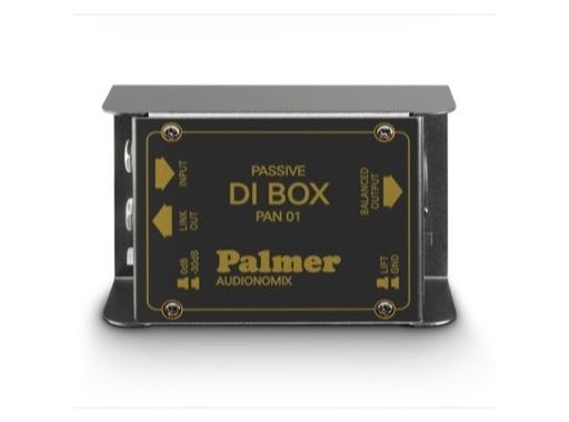 PALMER • Boîte de direct passive