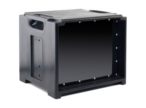 PCE • Boîtier Merz en polyéthylène SVE3 340 x 400 x 350mm