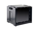 PCE • Boîtier Merz en polyéthylène SVE3 340 x 400 x 350mm-cablage
