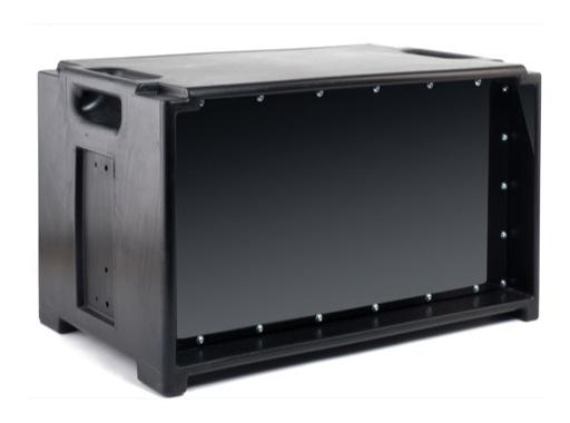 PCE • Boîtier Merz en polyéthylène SVE4 340 x 560 x 350mm