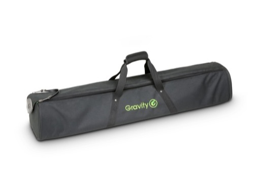GRAVITY • Sac de transport en nylon pour 2 pieds d'enceintes