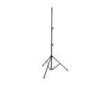 GRAVITY • Pied d'enceinte acier, deux sections, 30 kg, ø 35 mm, hauteur 3000 mm-audio