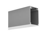 ESL• Profilé BOX alu anodisé 3 m pour accroche luminaires -accessoires-de-profiles-led-strip