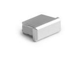 ESL • Embout plein teinte métal pour profilé gamme Micro-accessoires-de-profiles-led-strip