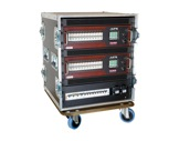 ESL • FLIGHT 12U 24x3kW 125A CEE17 LSC 2 X APS-gradateurs