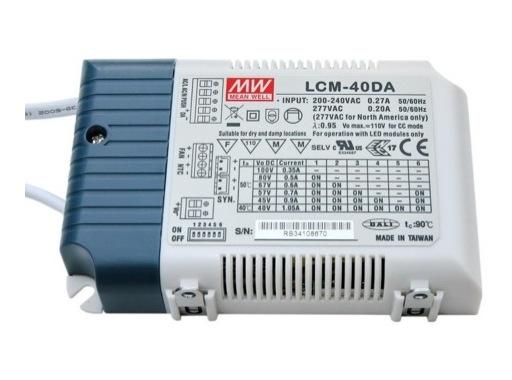 Alimentation • 40W 350-1050mA 180-295 VAC DALI