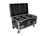 PROLIGHTS TRIBE • Flightcase pour 6 lyres MINIRUBY-eclairage-spectacle