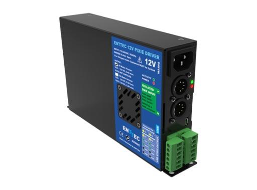 ENTTEC • Alimentation contrôleur LED Strip matricé PIXIEDRIVER 12 V 130 W