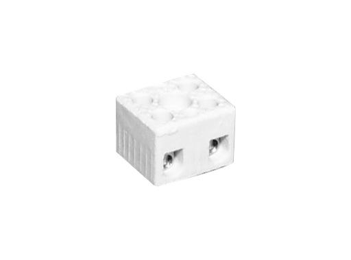Domino porcelaine • 2 pôles