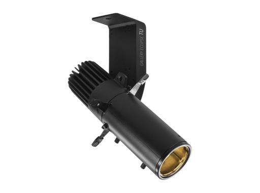 Découpe LED GALLERY ECLIPSE 35 W zoom 19-36 3 000 K finition noire • PROLIGHTS