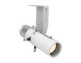 PROLIGHTS • Découpe GALLERY ECLIPSE 35 W zoom 19-36 3 000 K finition blanche-eclairage-archi--museo-