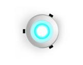 Projecteur encastré de plafond VICE R Full RGBW 22° (sans alim) • DTS-encastres