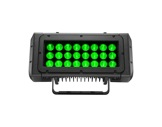 DTS • Projecteur BRICK Full RGBW 24 x 20 W IP65 8° + filtres holographiques-projecteurs-en-saillie