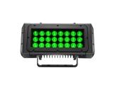 Projecteur BRICK Full RGBW 24 x 20 W IP65 8° + filtres holographiques • DTS-projecteurs-en-saillie