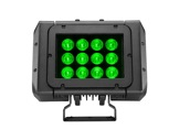 DTS • Projecteur MINI BRICK Full RGBW 12 x 20 W IP65 8° + filtres holographiques-eclairage-archi--museo-