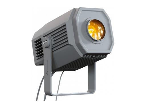 PROLIGHTS • Projecteur de gobos MOSAICO LED 250 W 7 000 K IP66