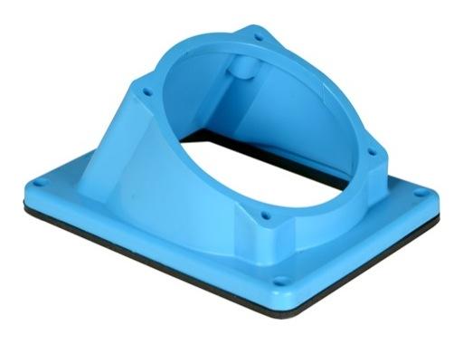 MARECHAL • DS9 manchon incliné 30° poly bleu