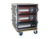 ESL • FLIGHT 12U 24x3kW 150A Marechal LSC 2 X GENVI-gradateurs