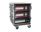 ESL • FLIGHT 12U 24x3kW 150A Marechal LSC 2 X APS-gradateurs