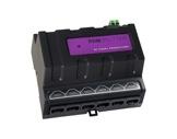 VISUAL PRODUCTIONS • DIN Rail DMX-512 / RDM Splitter (RJ-45)-controle