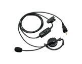 KENWOOD • Tour d'oreille avec micro monté sur tige et touche PTT série WD-K10-audio