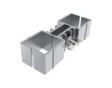 PROTRUSS • Agrafe pour pied aluminium série Roadstage-structure--machinerie
