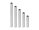 PROTRUSS • Pied aluminium hauteur 80cm série Roadstage-praticables