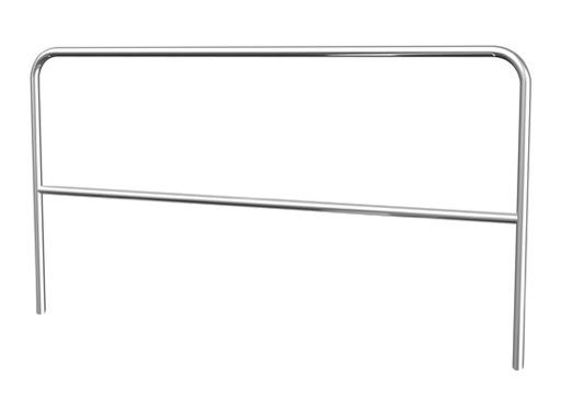 PROTRUSS • Garde-fou largeur 200cm série Roadstage