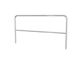 PROTRUSS • Garde-corps largeur 200cm série Roadstage-praticables
