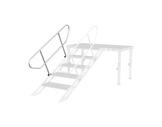 PROTRUSS • Main courante 125 x 165cm pour escalier série Roadstage-praticables